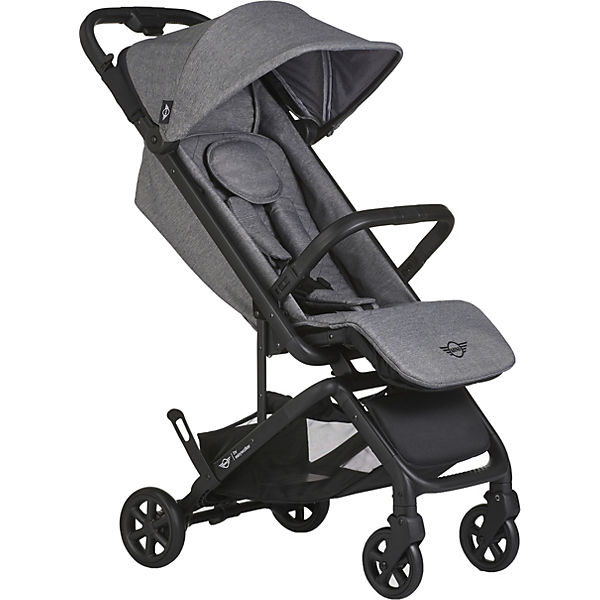 MINI Buggy GO by Easywalker, Soho Grey