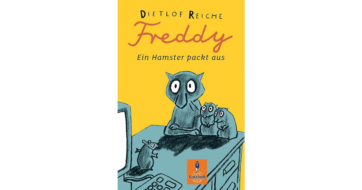 Freddy - Ein Hamster packt aus, Sammelband