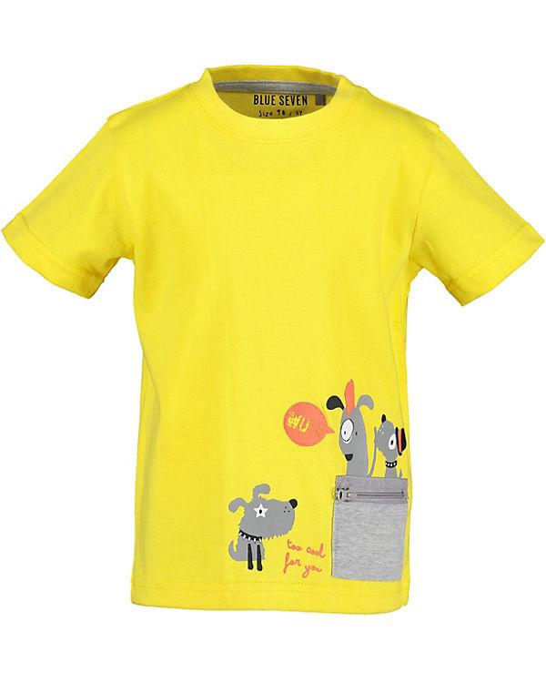 und Kleinkind T-Shirt-Satz Blue Seven Jungen Baby