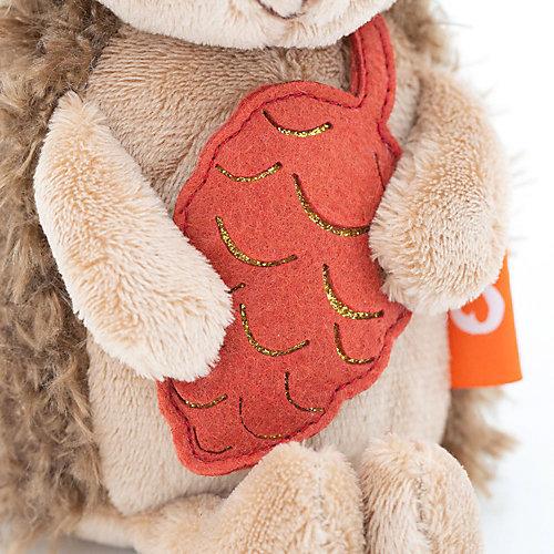Мягкая игрушка Orange Life Ёжик Колюнчик с шишкой, 15 см от Orange