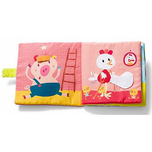Мягкая книжка-игрушка Lilliputiens Доктор Алиса от Lilliputiens