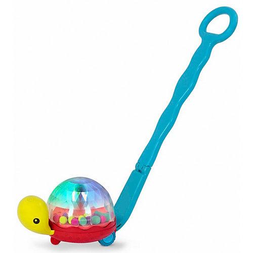 Игрушка-каталка B.Toys Черепашка, свет от B.Toys