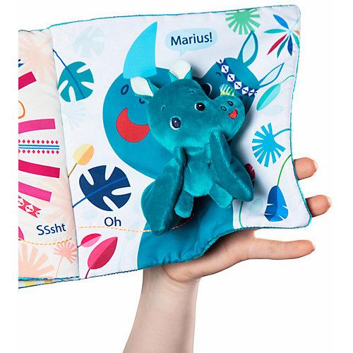 Мягкая книжка-игрушка Lilliputiens Мариус ищет папу от Lilliputiens