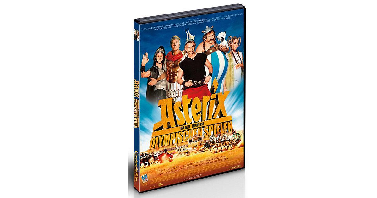 DVD Asterix bei den Olympischen Spielen Hörbuch