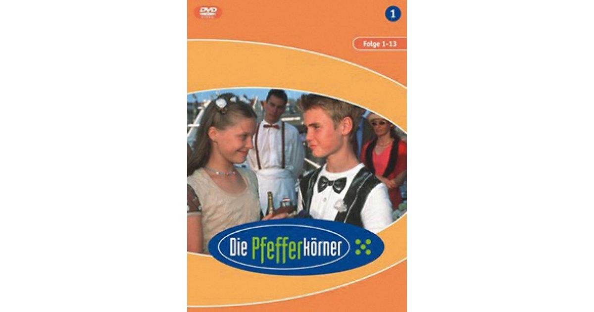 DVD Die Pfefferkörner Staffel 1 (Folge 1-13)