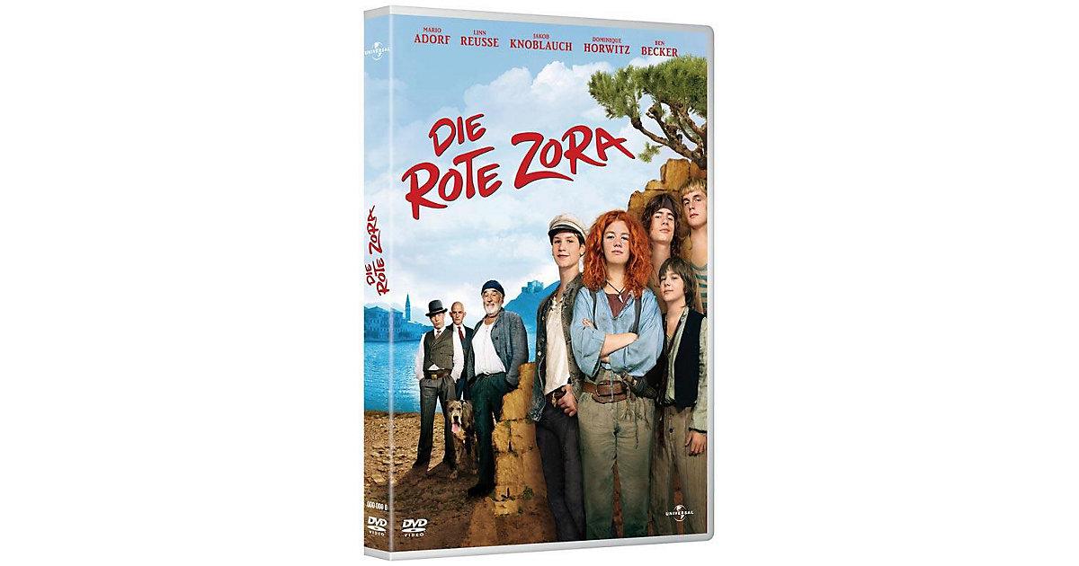 DVD Die Rote Zora (Kinofilm)