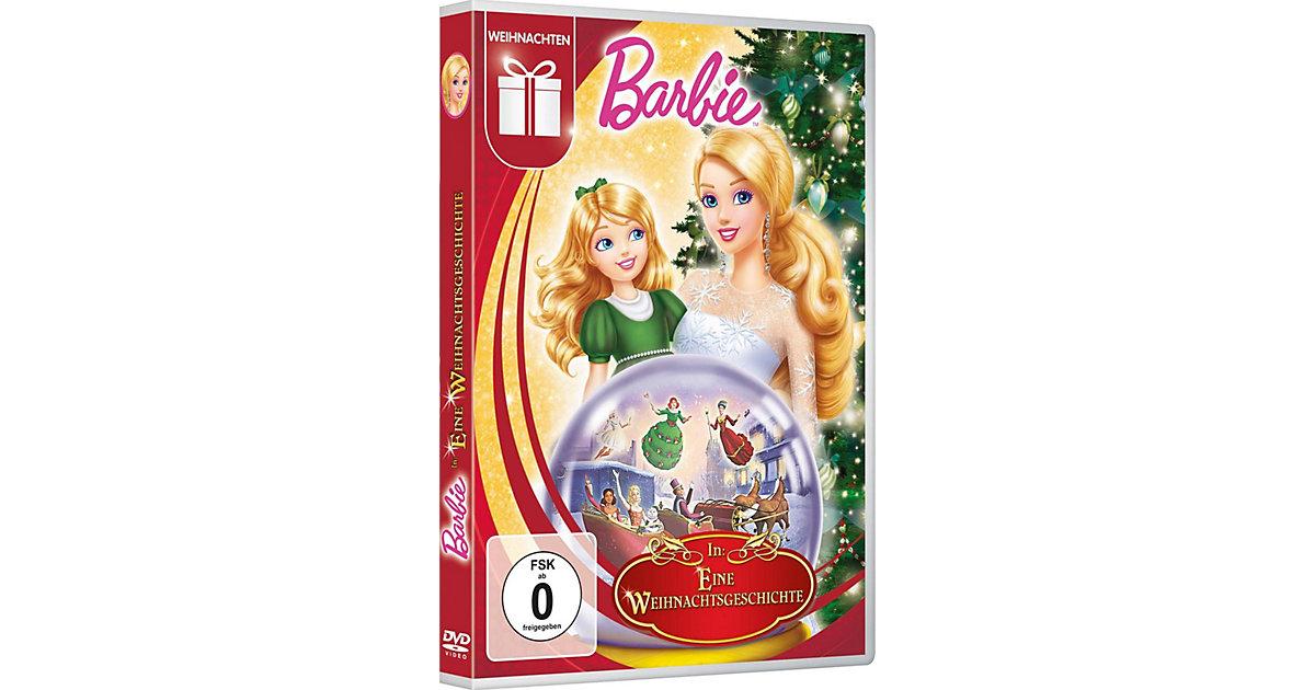 DVD Barbie: In der Weihnachtsgeschichte Hörbuch