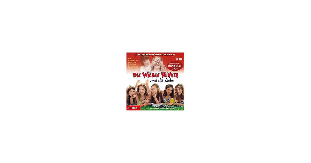 CD Wilde Hühner: Liebe (Hörspiel zum Film)
