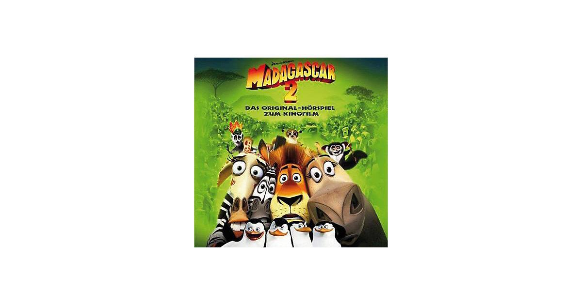 CD Madagaskar 2 (Hörspiel Kino)
