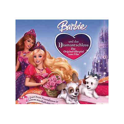 CD Barbie: Das Diamantenschloss