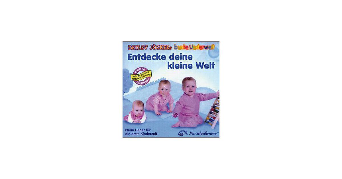 CD Detlev Jöcker - Entdecke Deine Kl. Welt