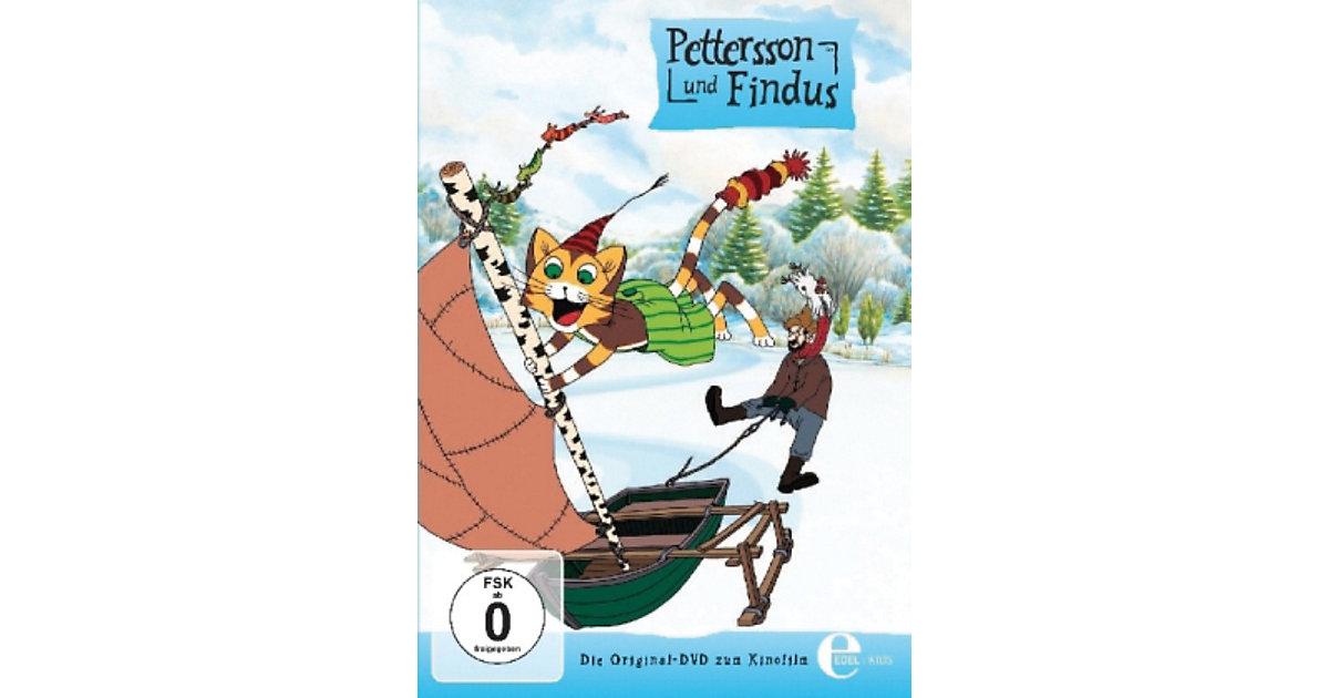 DVD Pettersson und Findus Film Hörbuch