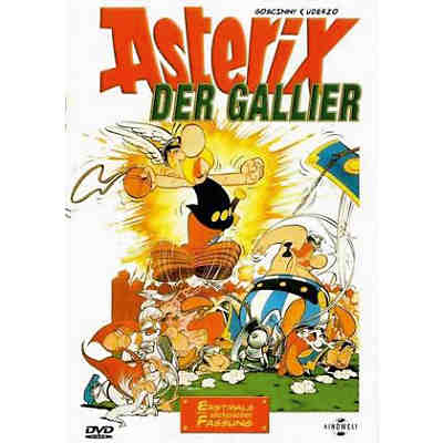 DVD Asterix Der Gallier