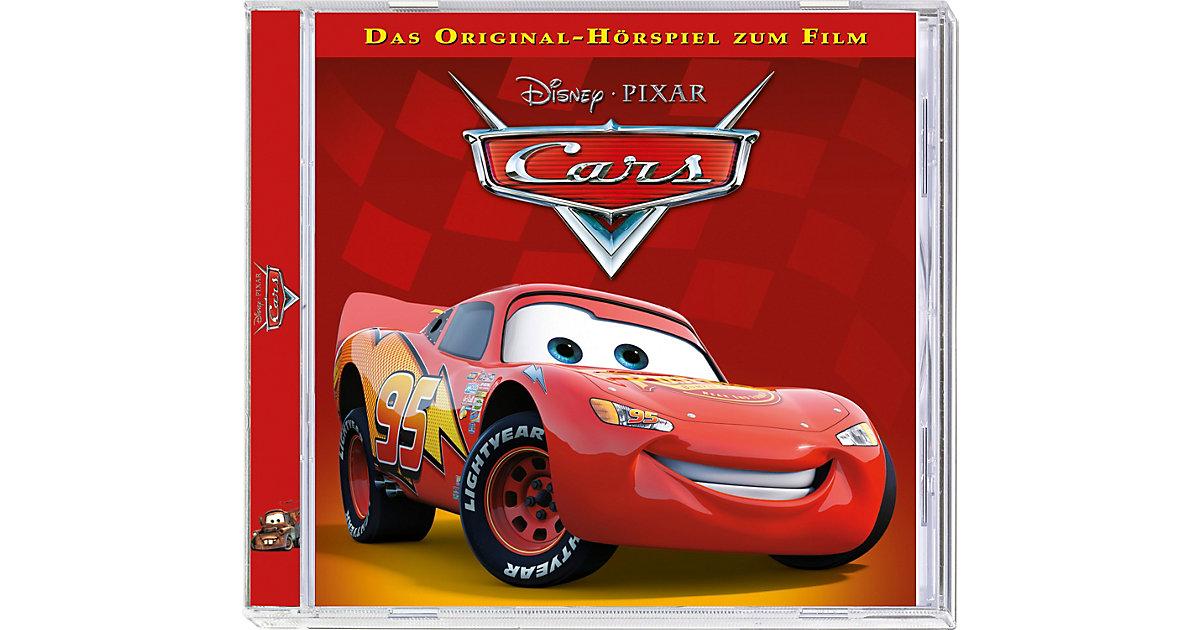 CD Disneys Cars Hörbuch