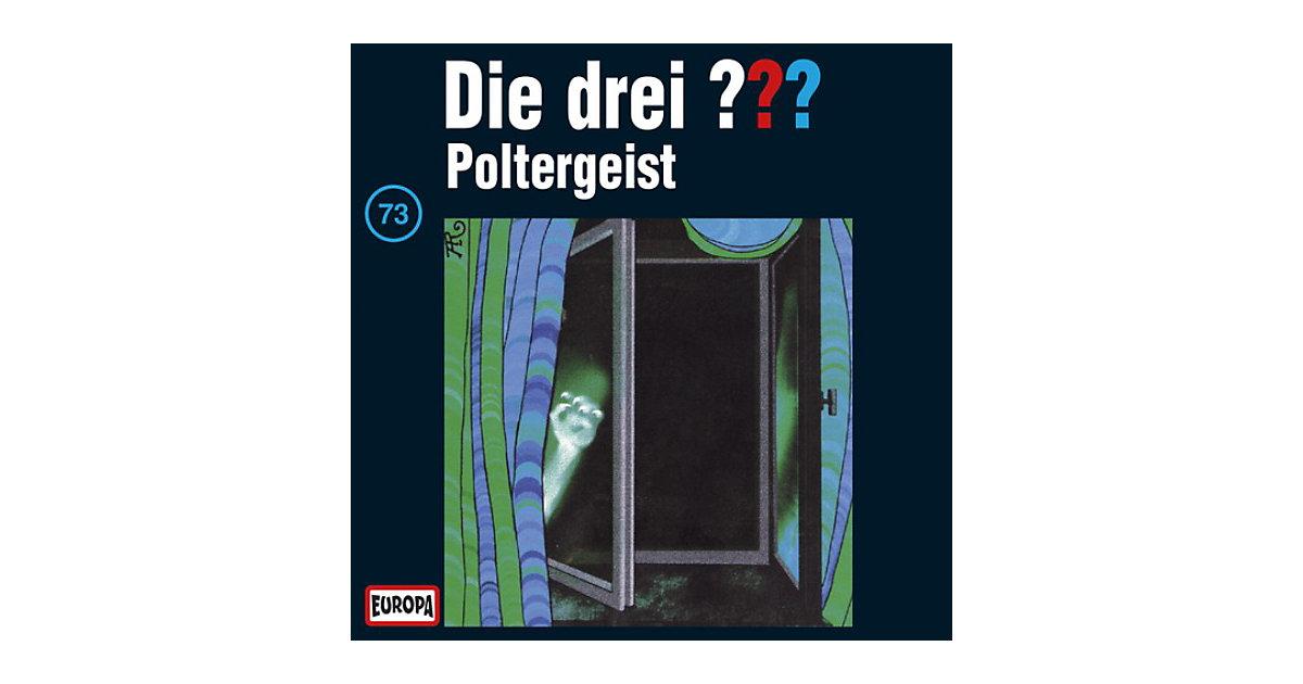 CD Drei ??? 73 - Poltergeist Hörbuch
