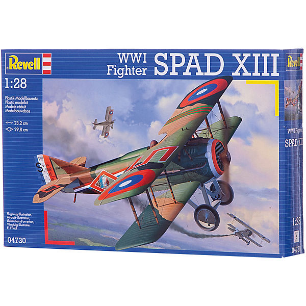 Истребитель Spad XIII