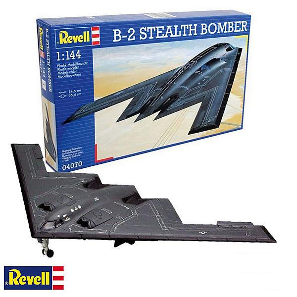 Бомбардировщик В-2 Stealth, 1:144, (3)