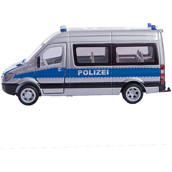 SIKU 2313 Полицейский микроавтобус 1:50