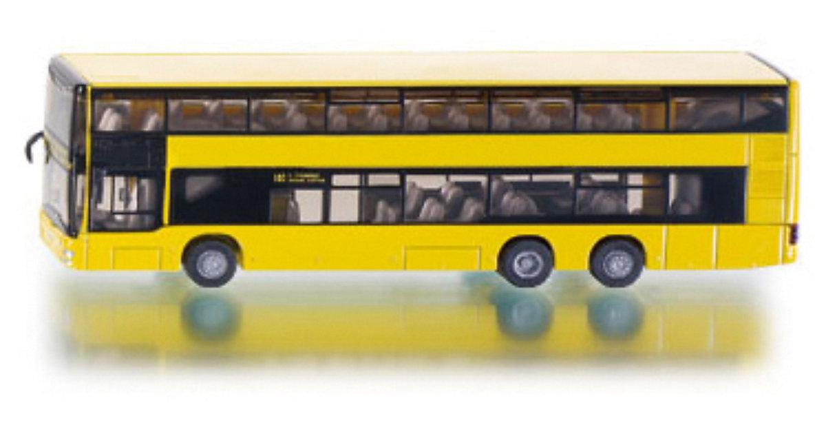 SIKU 1884 MAN Doppelstock Linienbus  1:87