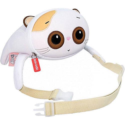 Поясная сумка Budi Basa Ли-ли Baby - белый от Budi Basa