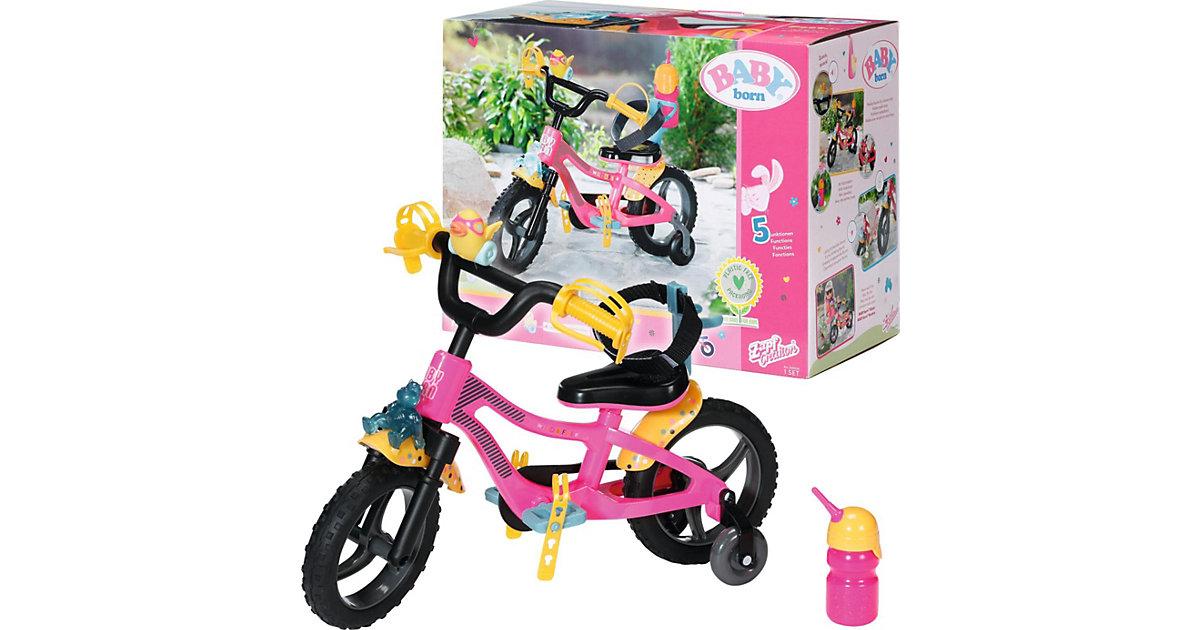 BABY born® Fahrrad bunt