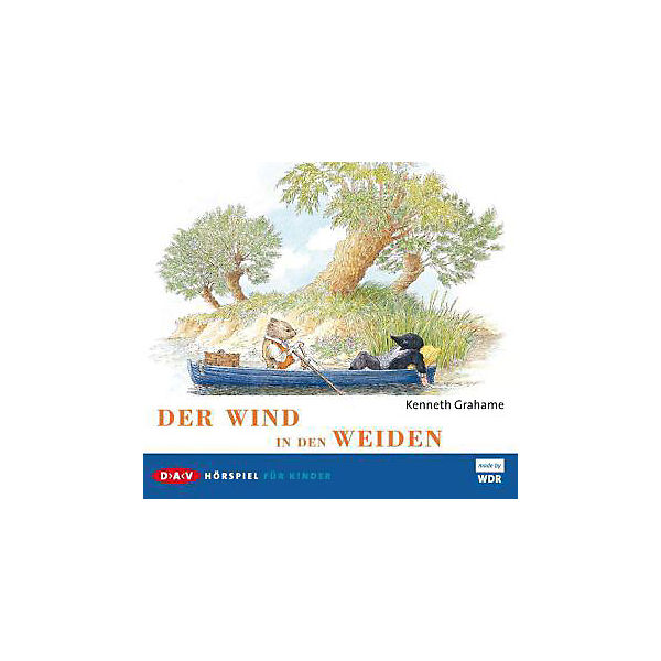 Der Wind in den Weiden, Audio-CD