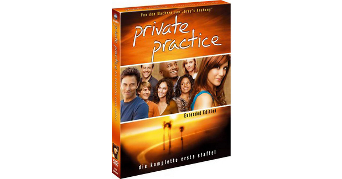 DVD Private Practice