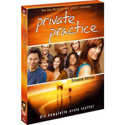 DVD Private Practice