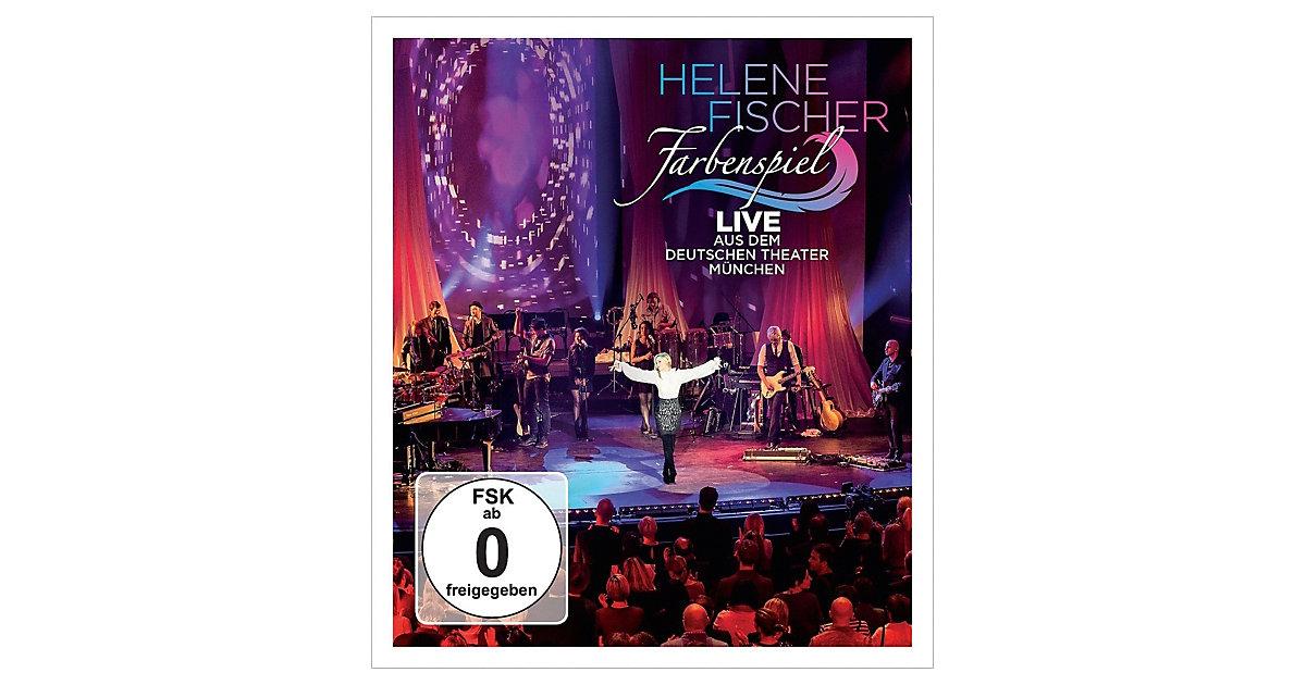 BLU-RAY Farbenspiel-Live Aus München Hörbuch