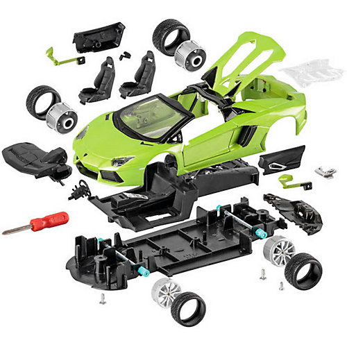 Машинка-конструктор Maisto Lamborghini Aventador LP 700-4 Roadster, 1:24 от Maisto