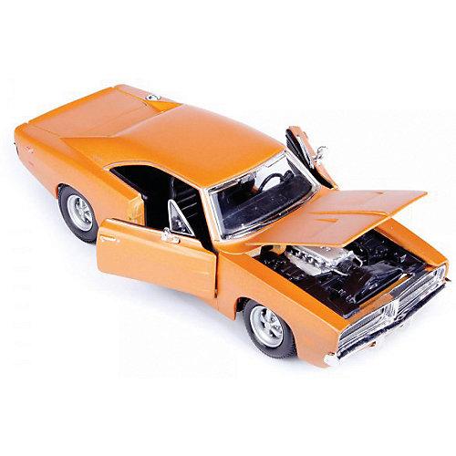 Машинка-конструктор Maisto 1969 Dodge Charger R/T, 1:24 от Maisto