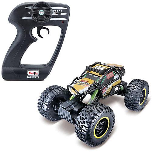 Радиоуправляемая машинка Maisto Rock Crawler Pro от Maisto