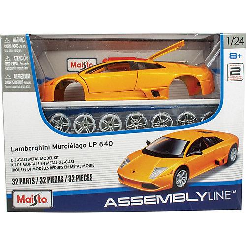 Машинка-конструктор Maisto Lamborghini Murcielago LP640, 1:24 от Maisto