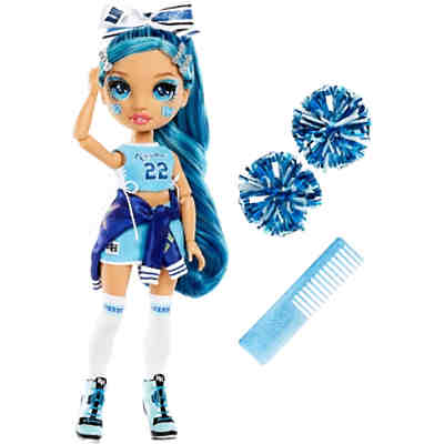 Rainbow High Cheer Doll - Skyler Bradshaw (Blue)