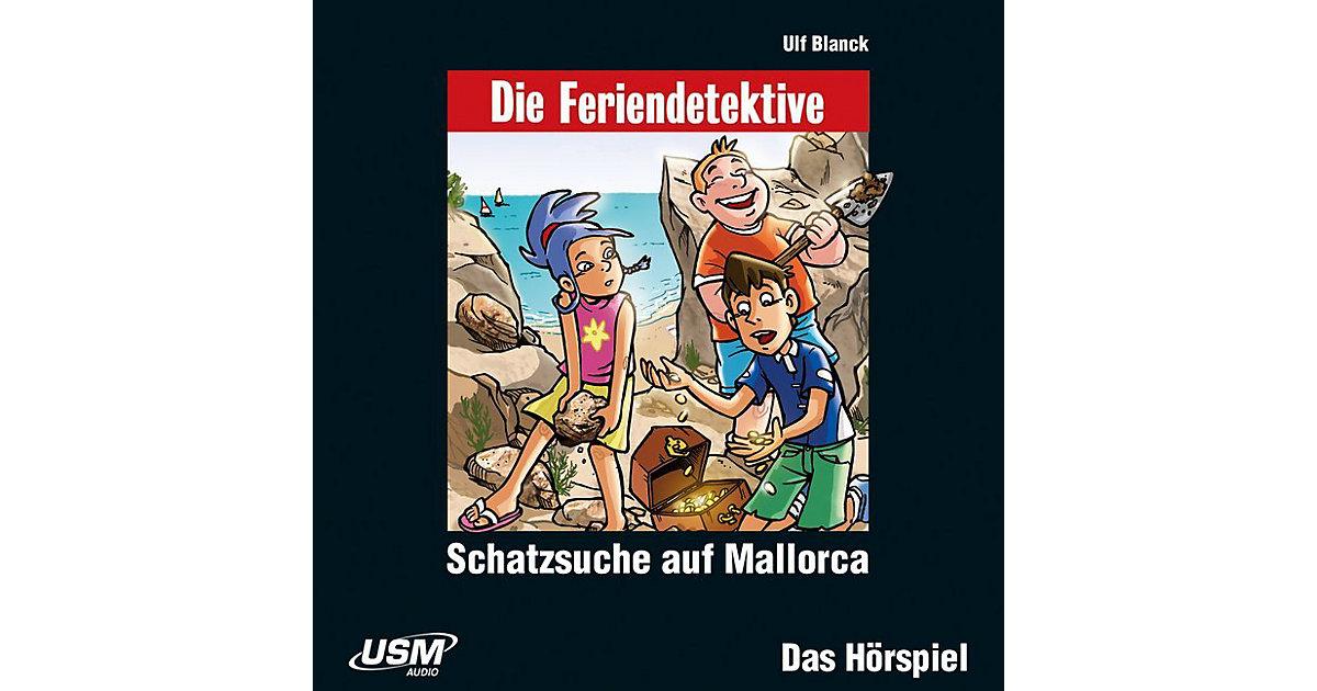 Die Baadingoo Feriendetektive: Schatzsuche auf Mallorca, Audio-CD Hörbuch