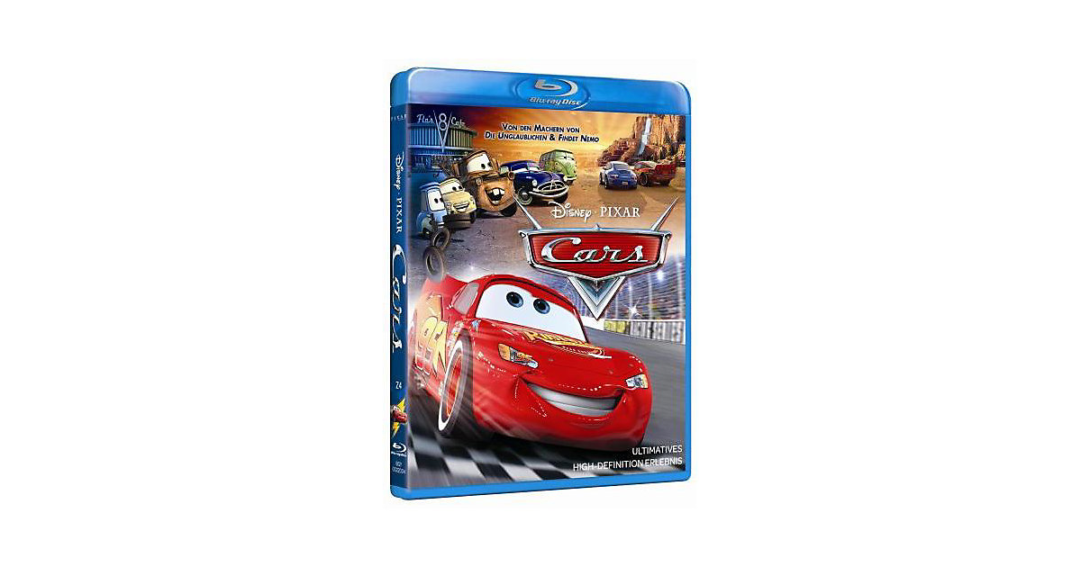 BLU-RAY Disneys Cars