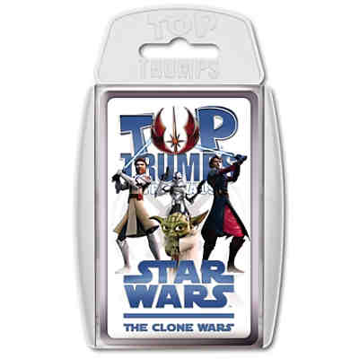 Top Trumps - Star Wars The Clone Wars
