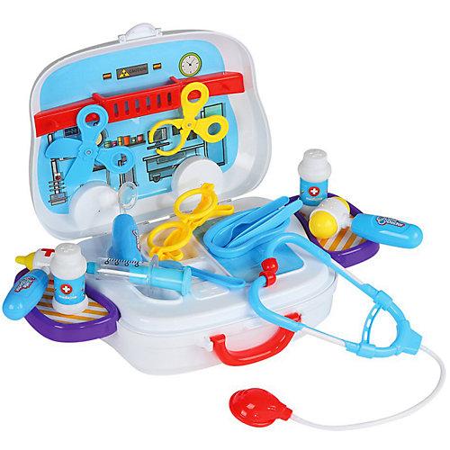 Игровой набор Vrnyeh Доктор, в чемоданчике