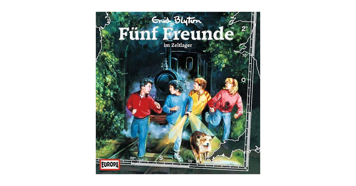 CD 5 Freunde 02 Hörbuch