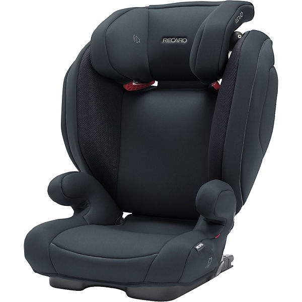Auto-Kindersitz MONZA NOVA 2 SELECT SEATFIX, Select Night Black