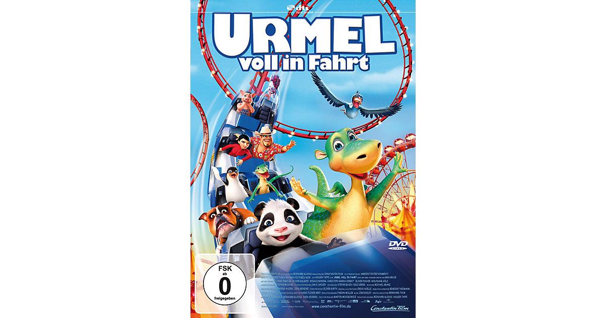 DVD Urmel voll in Fahrt Hörbuch