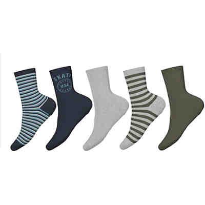 NAME IT Sneaker-Socken 3er Pack Kinder Jungen nkmvalde