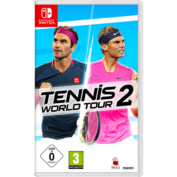 Nintendo Switch Tennis World Tour 2