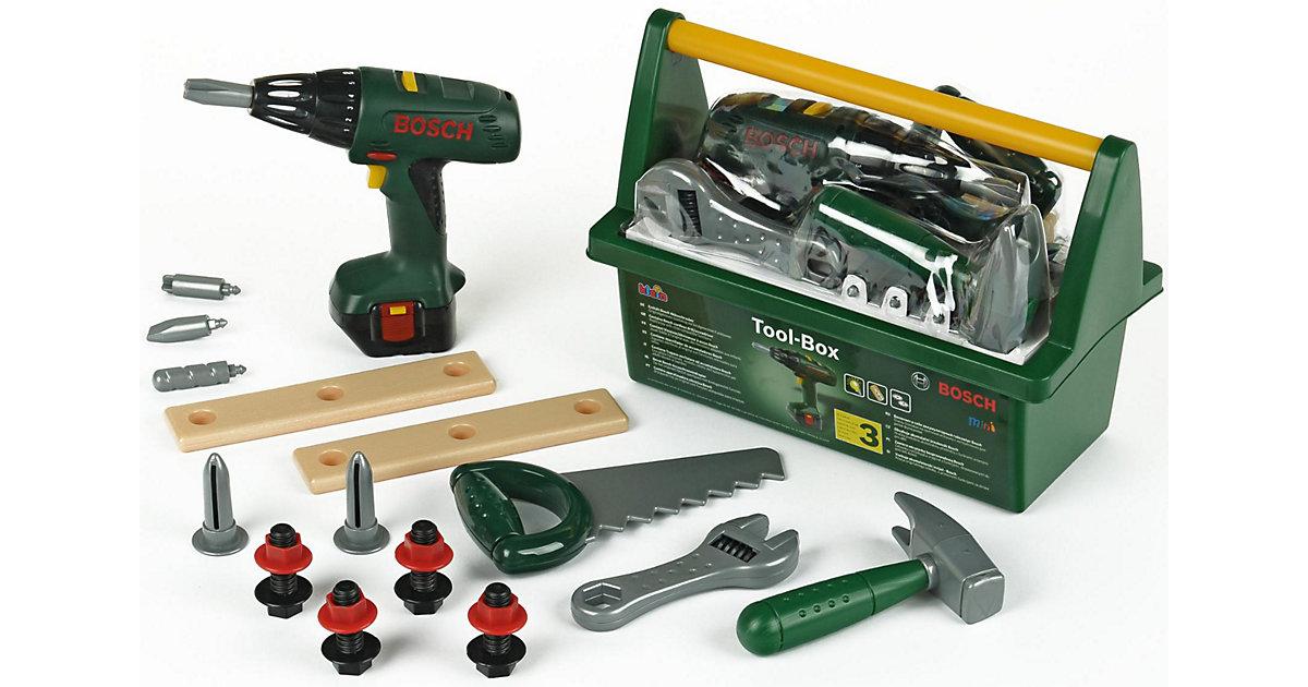 klein BOSCH Werkzeug-Box   Baumarkt > Werkzeug > Werkzeug-Sets   Ca   Klein