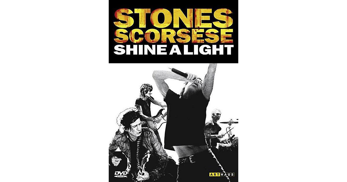 DVD Stones Scorsese - Shine a Light - Arthaus