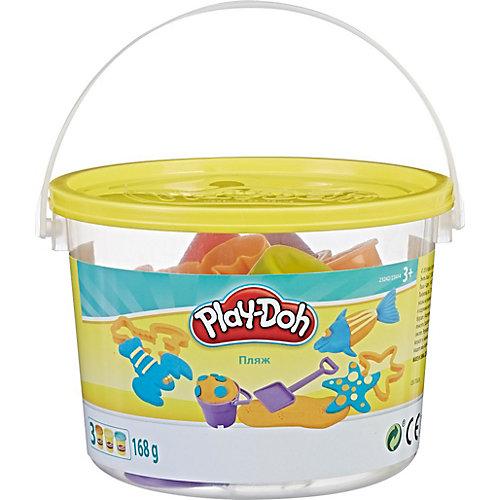 Игровой набор Play-Doh Ведёрочко, желтый от Hasbro