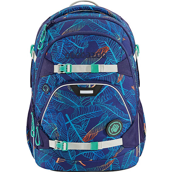 Schulrucksack ScaleRale Jungle Night