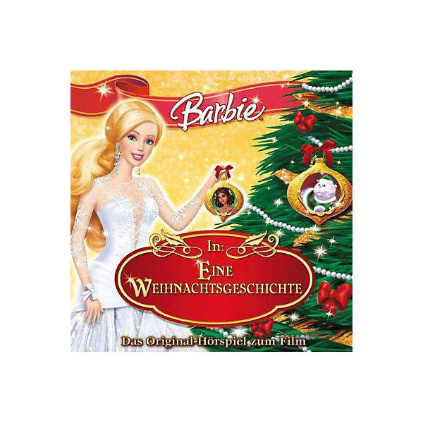 barbie in eine weihnachtsgeschichte