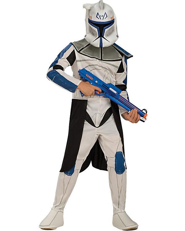 Kostüm Clone Wars Blue Clonetrooper 2 Tlg Star Wars Mytoys