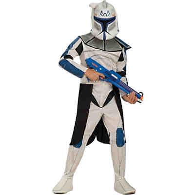 kostum clone wars blue clonetrooper 2 tlg